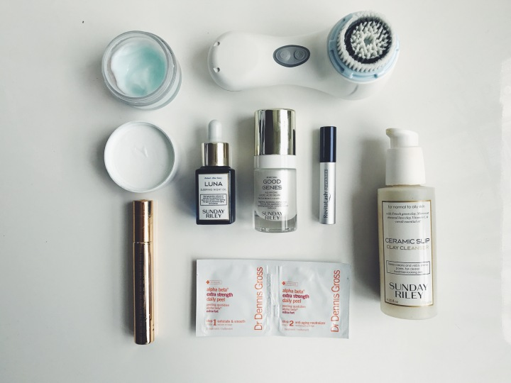 My Dreamy Night Time Skincare Routine.