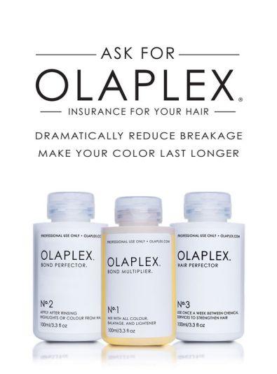 Olaplex at home Treatments