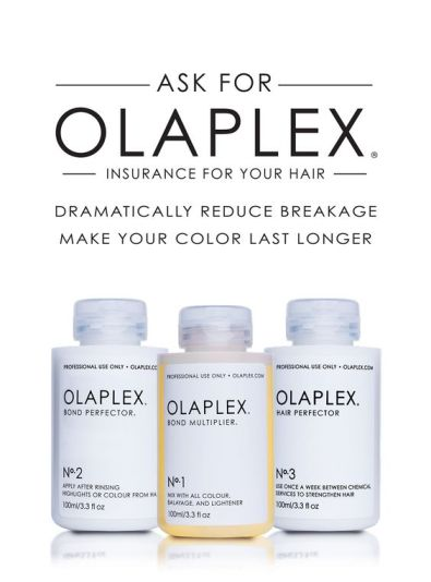 Olaplex at home Treatments