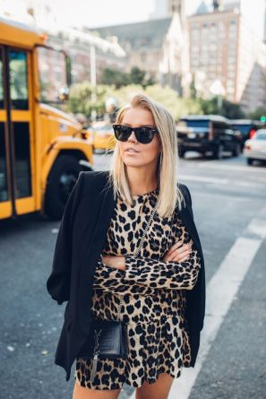 How To Wear Animal Print in 2019