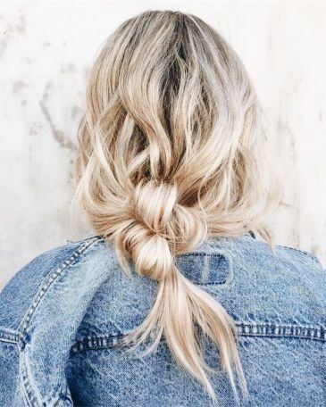 How To Style Blonde Hair